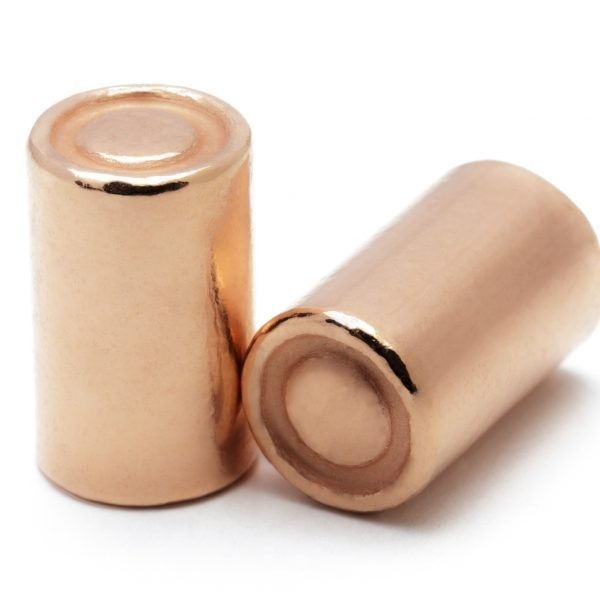 Copper Plated Bullets 38/357 .358 WC 148gr